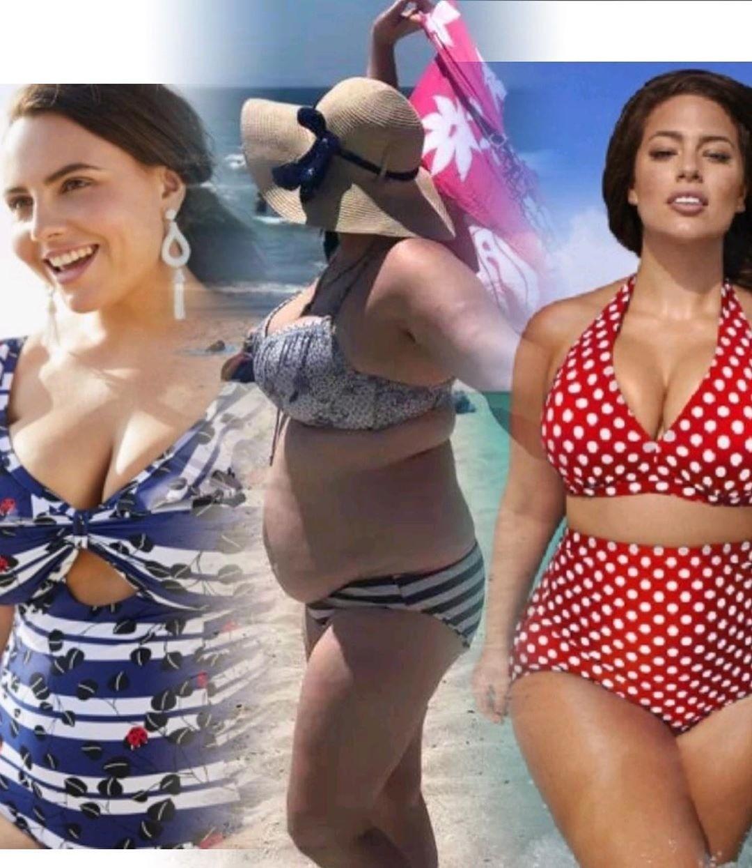 «Как можно носить согромной попой стринги?»: звезда «Холостяка» осудила полных женщин на пляже