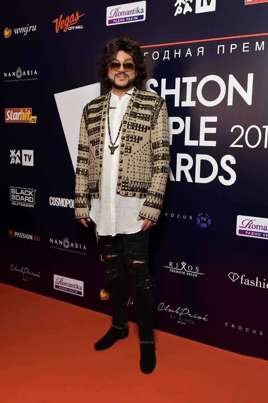 Филипп Киркоров, Дарья Мороз, Мот и другие звезды на церемонии Fashion People Awards 2019