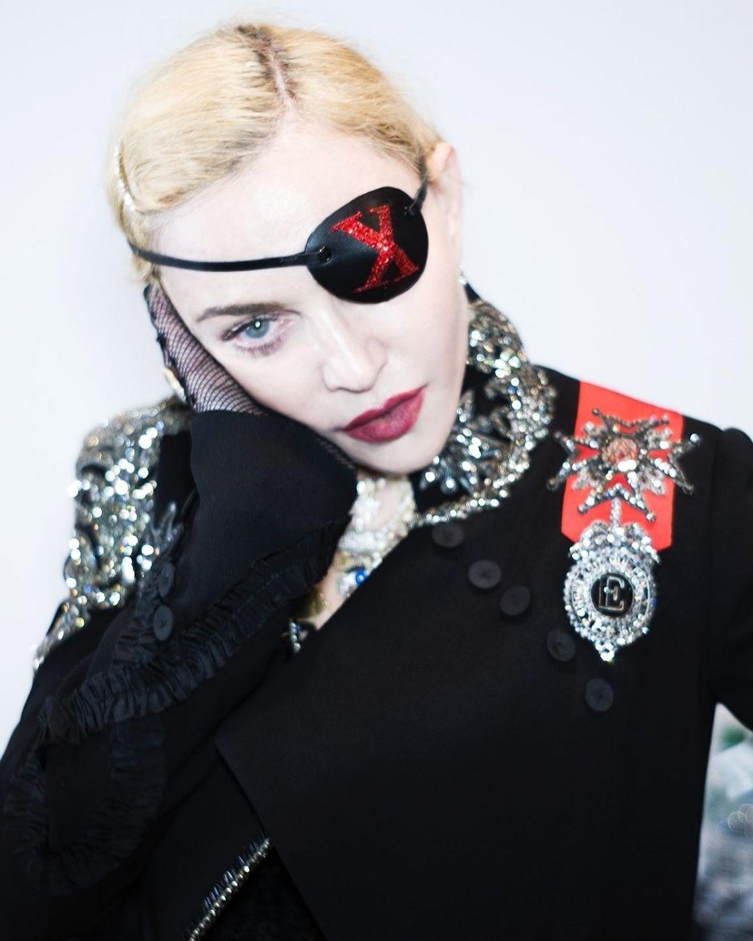 Мадонна почувствовала себя изнасилованной после того, как прочитала статью о себе