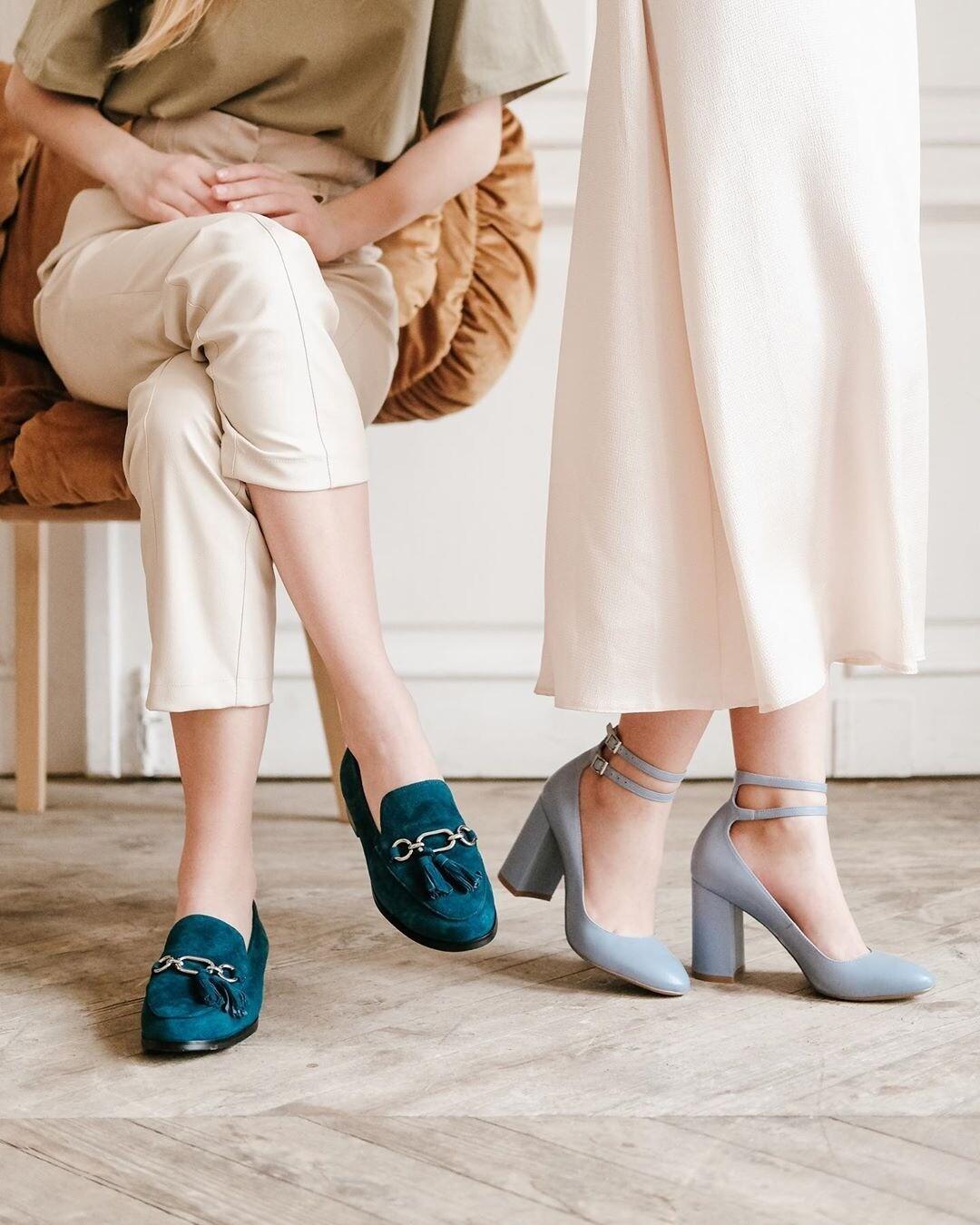 5 пар обуви, благодаря которой нога будет казаться меньше на 2-3 размера