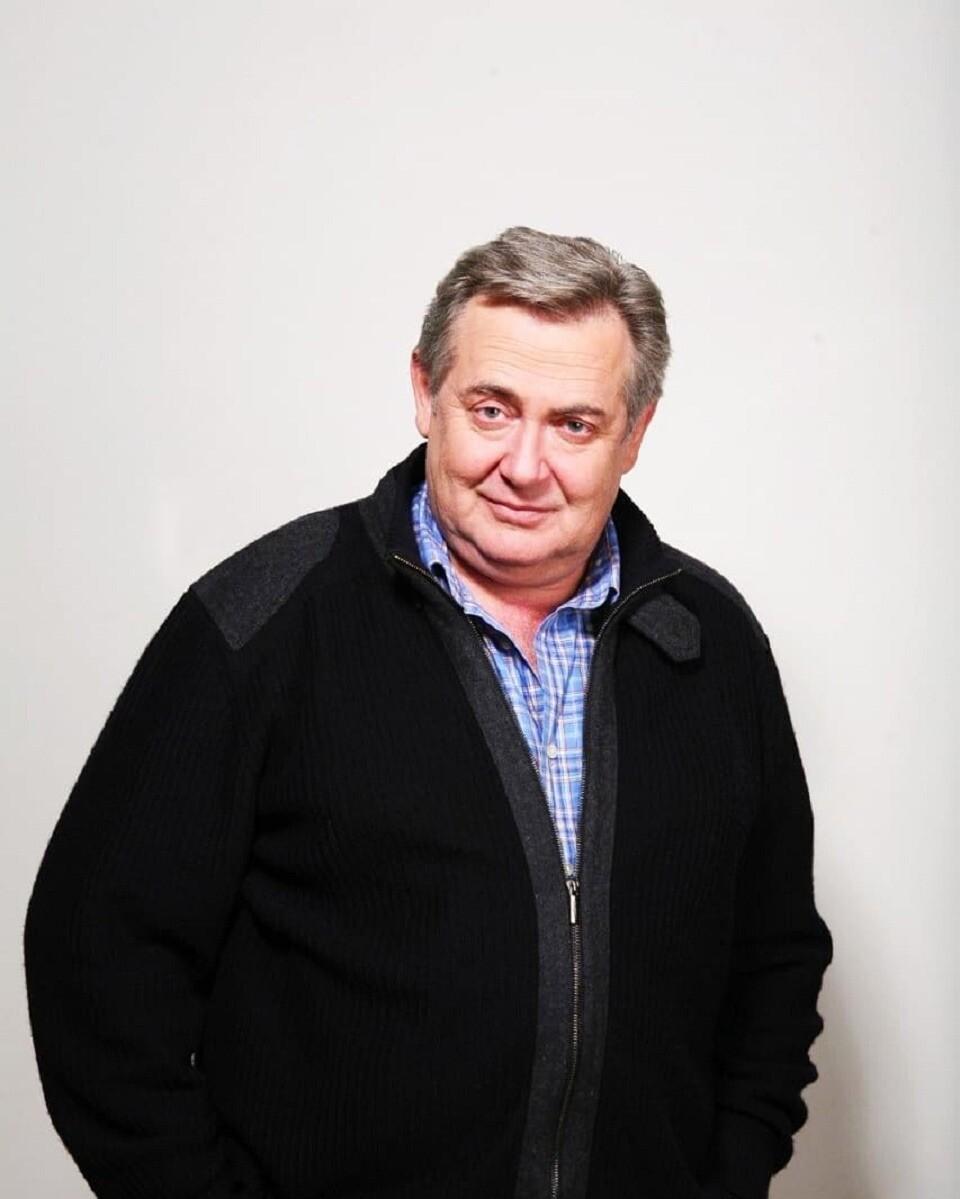 Юрий Стоянов рассказал, как похудел на 22 килограмма