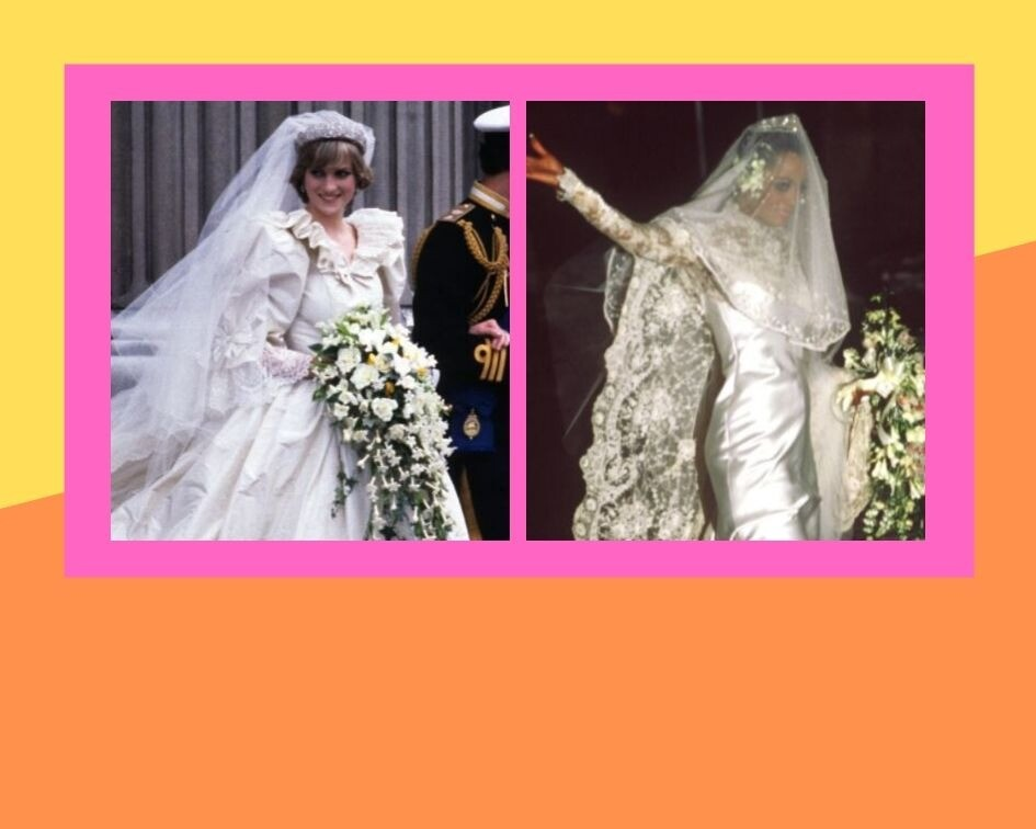 Свадебные платья звезд, которые которые тогда казались модными, а сейчас — страшными