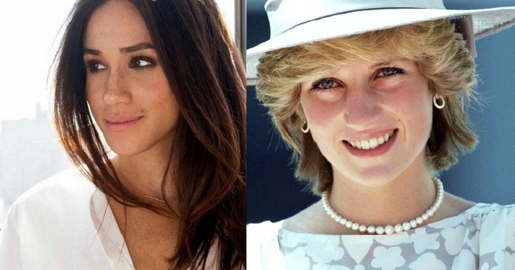 Королевский эксперт рассказал, что общего у Меган Маркл с принцессой Дианой