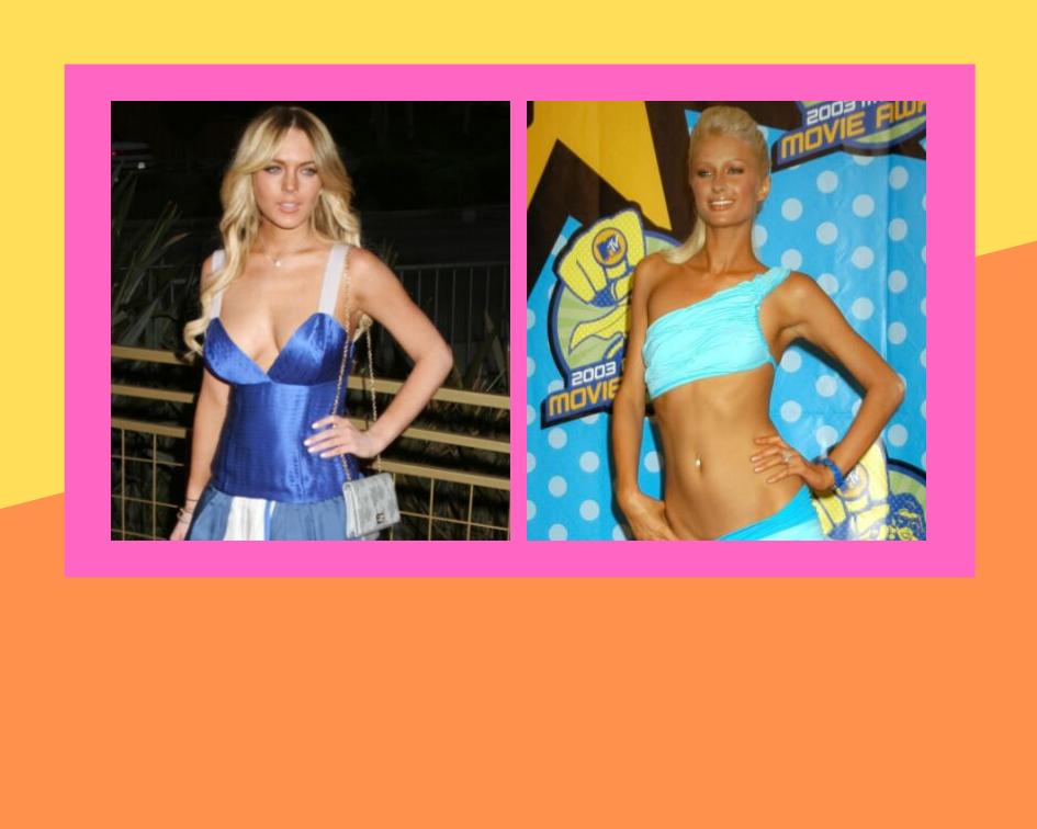 Как одевались звезды в эпоху гламурных 2000-х: самые трешовые наряды