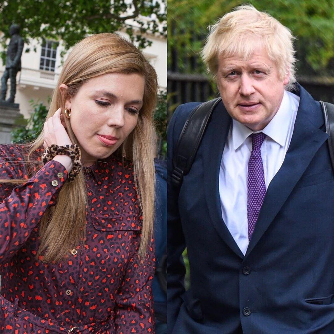 Любовницу нового премьера Британии не пустили на прием к Елизавете II