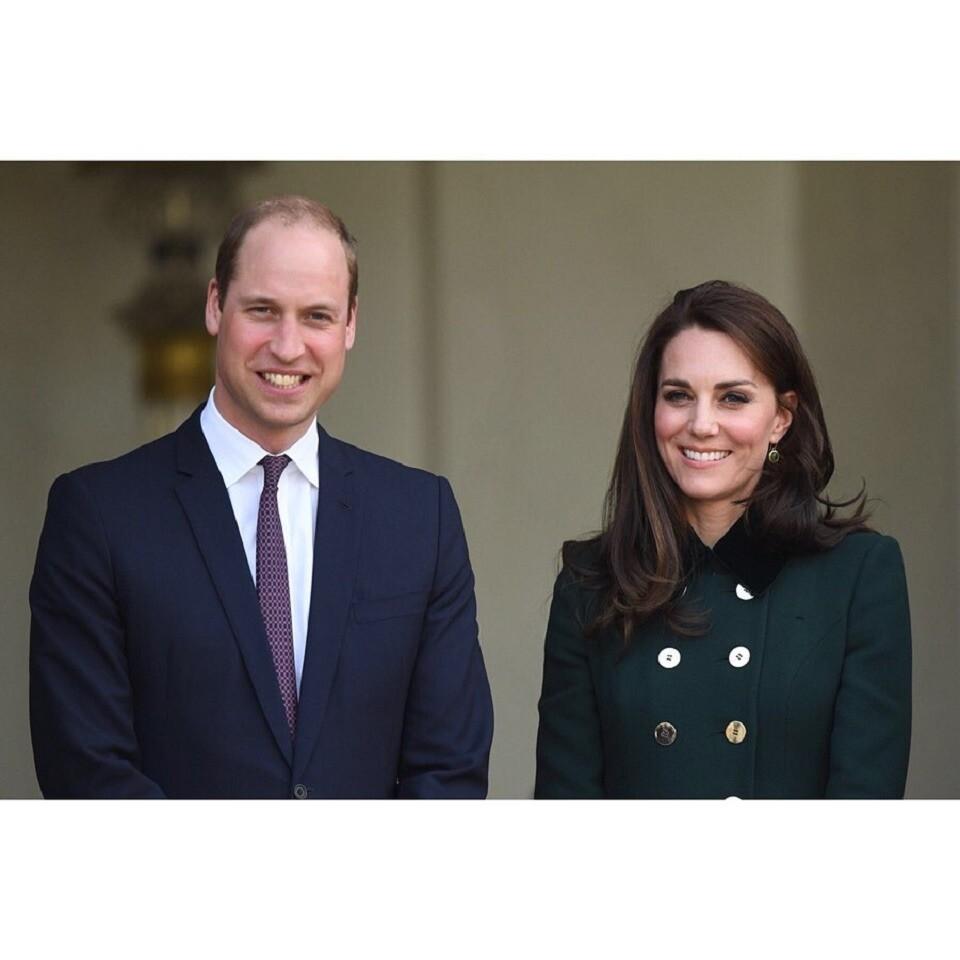 В дом Кейт Миддлтон и принца Уильяма проник преступник, отсидевший срок за пытки