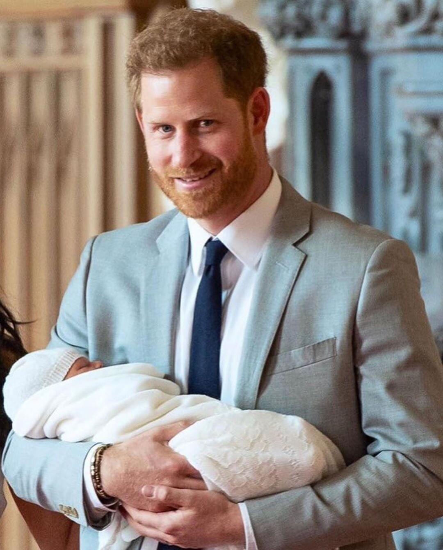 Принц Гарри объяснил, почему не хочет быть многодетным отцом