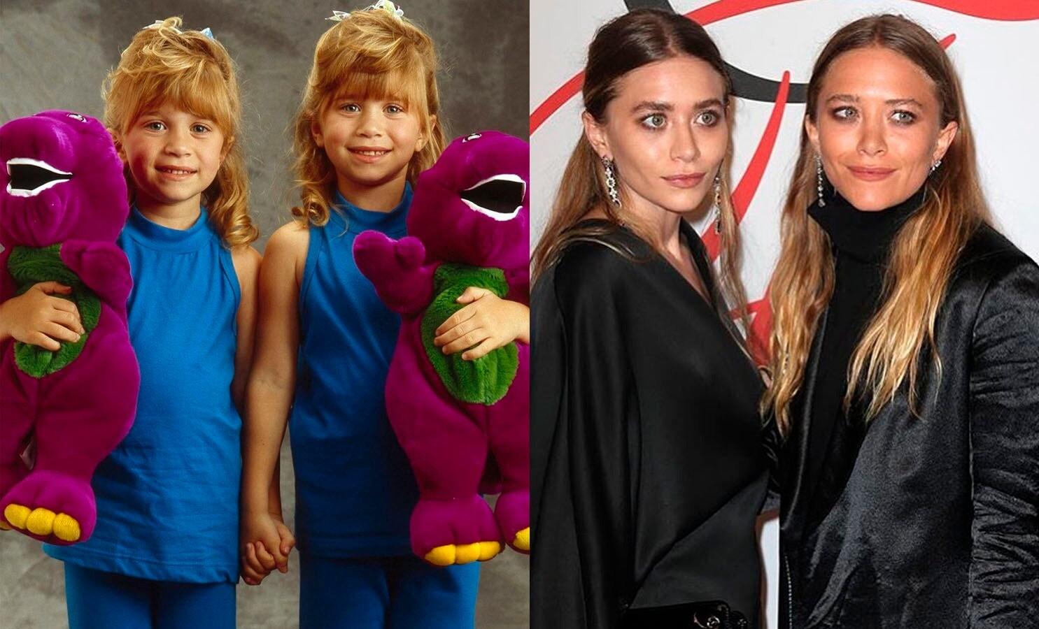 Симпатичные дети-звезды, которые сильно подурнели с годами