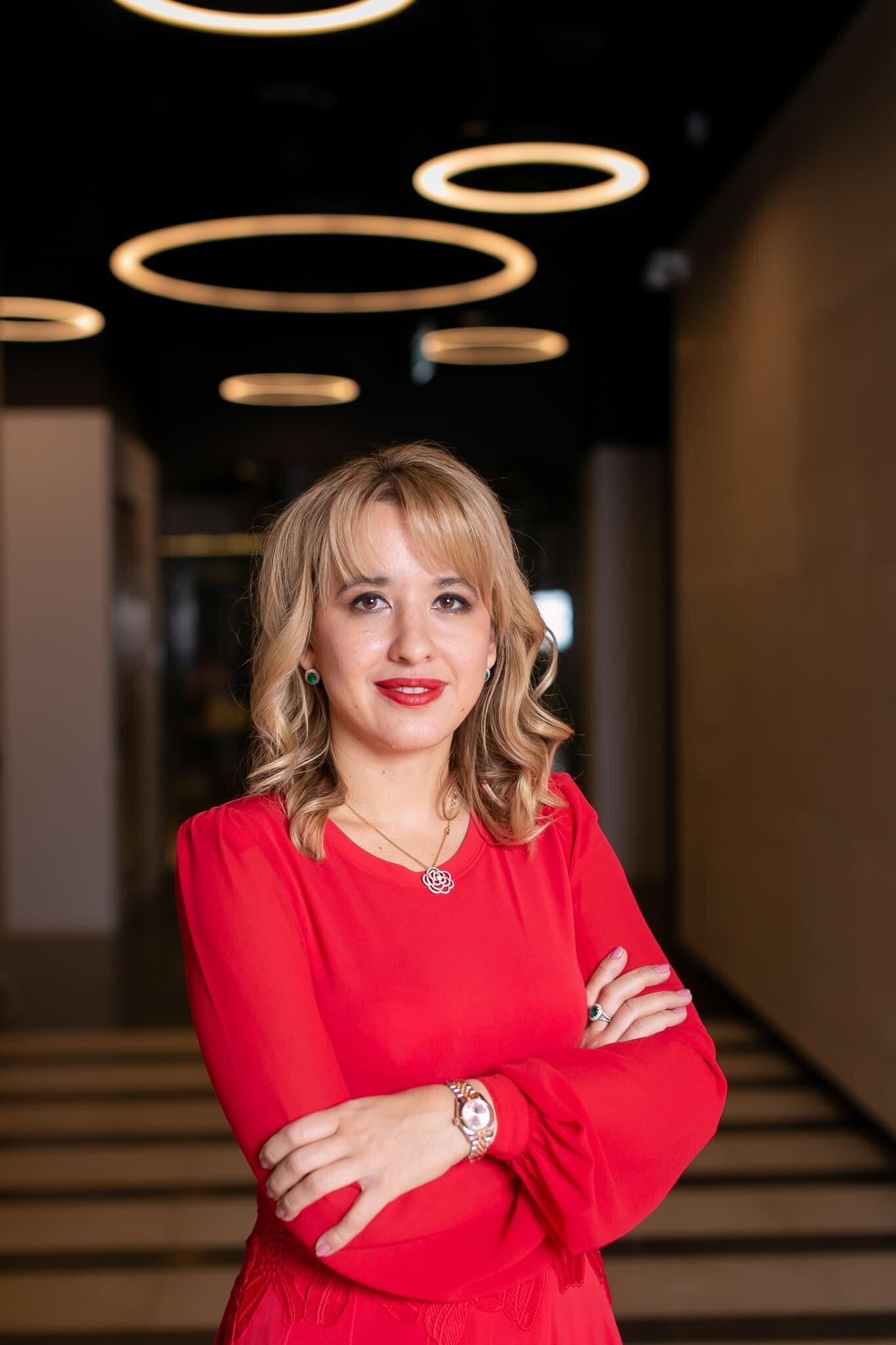 Екатерина Демченко
