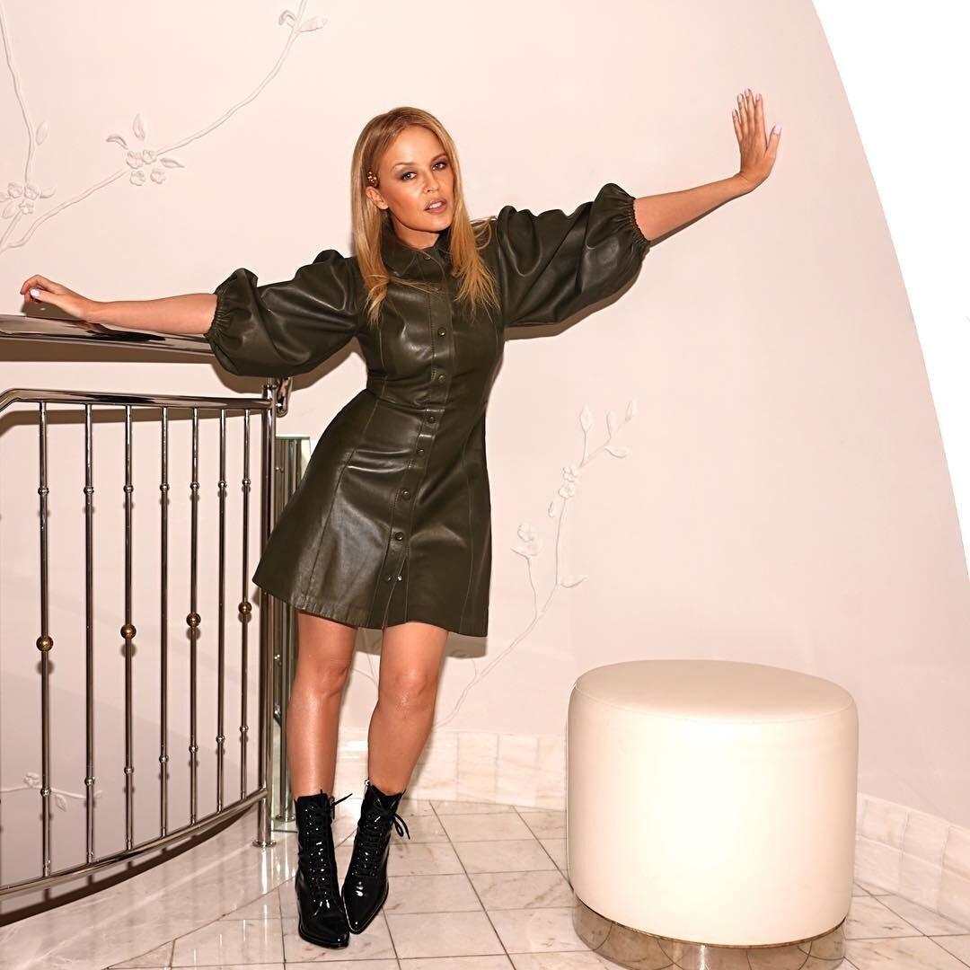Кайли Миноуг отсудила у Кайли Дженнер право на одноименный бренд