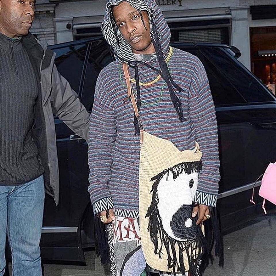 Рэпера A$AP Rocky держат в СИЗО в бесчеловечных условиях (видео)