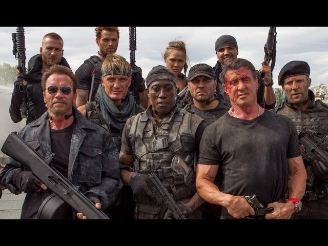 Актеры боевиков, которым давно пора на покой