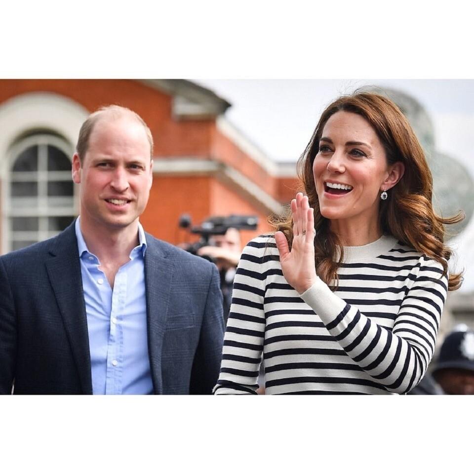 Принц Уильям и Кейт Миддлтон за две недели потратили порядка 4 миллионов рублей