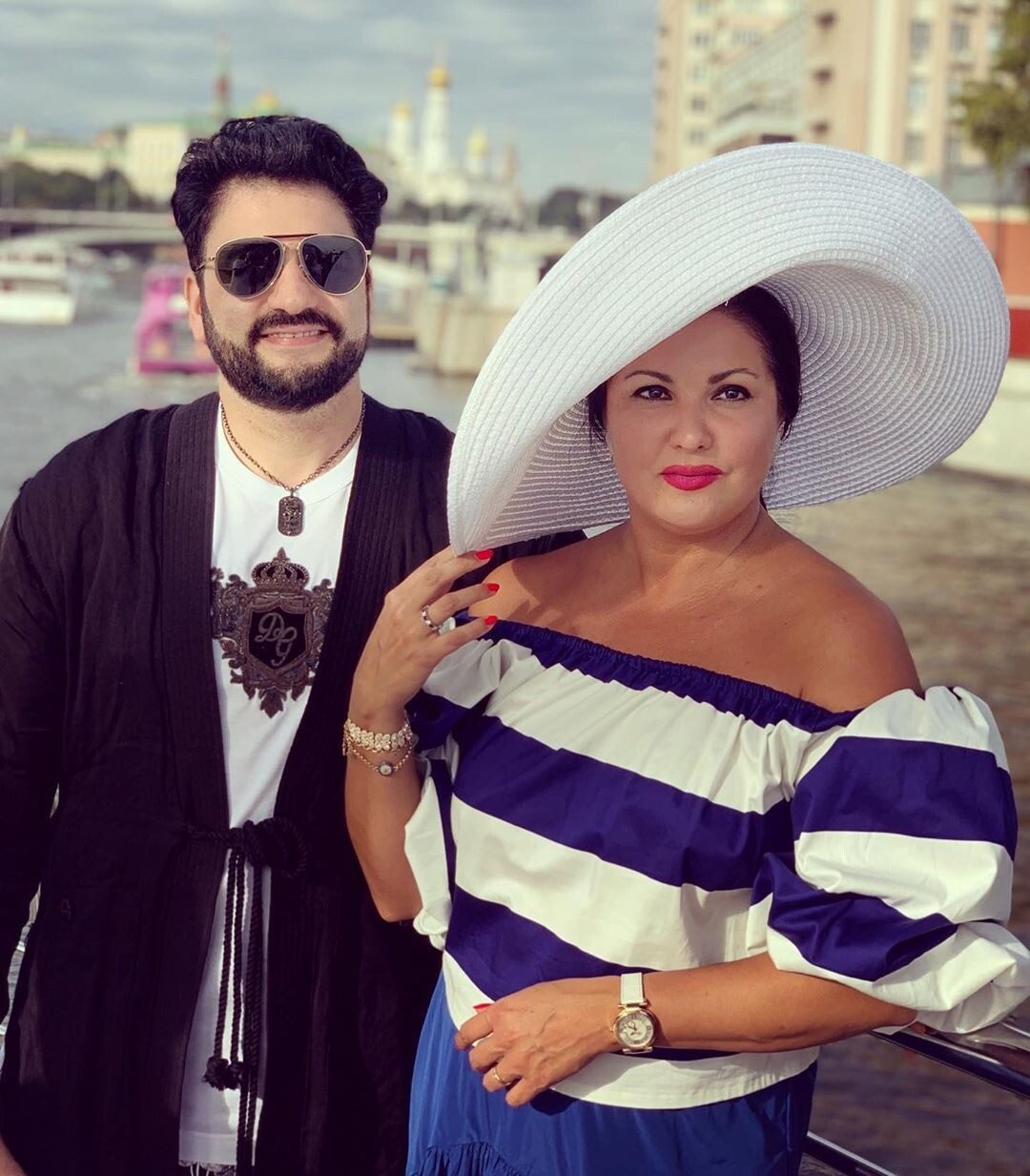 Муж Анны Нетребко рассказал, как похудел на 26 килограммов