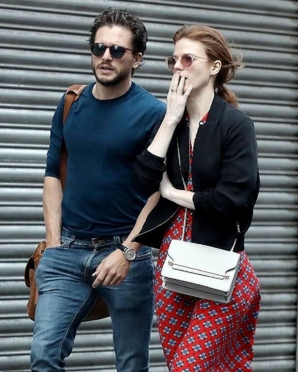 Анджелина Джоли стала причиной ссор в семье Кита Харрингтона (одичалая ревность)