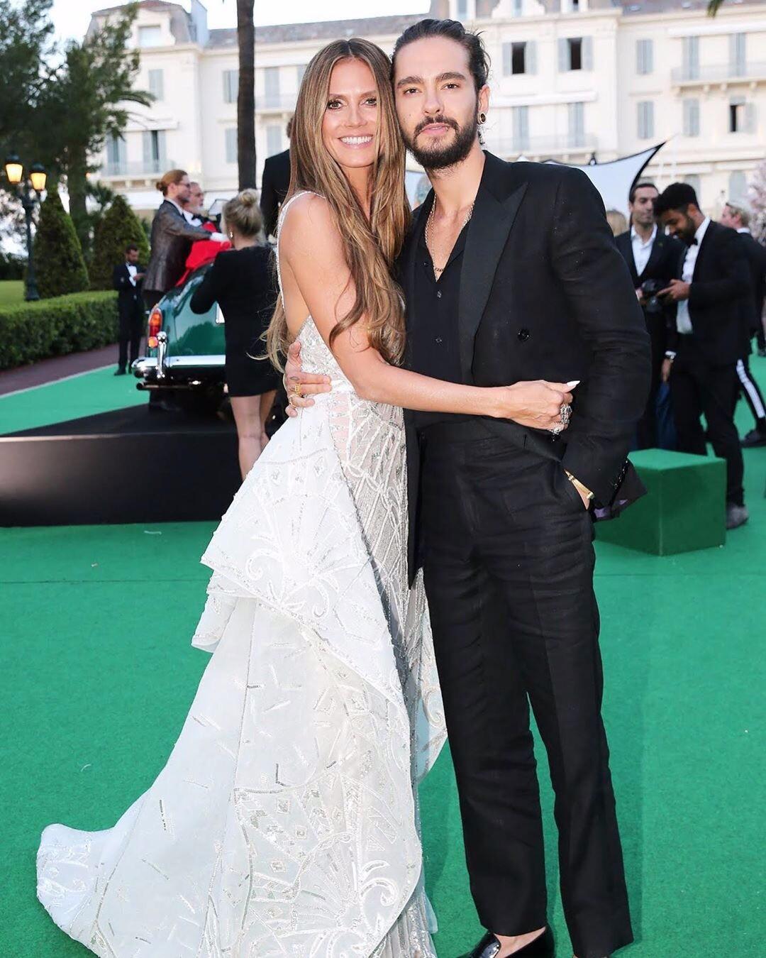 Хайди Клум и Том Каулитца сыграли вторую свадьбу (и потратили больше 40 миллионов)