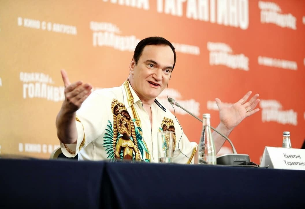 Квентин Тарантино прокомментировал слухи об уходе из кино