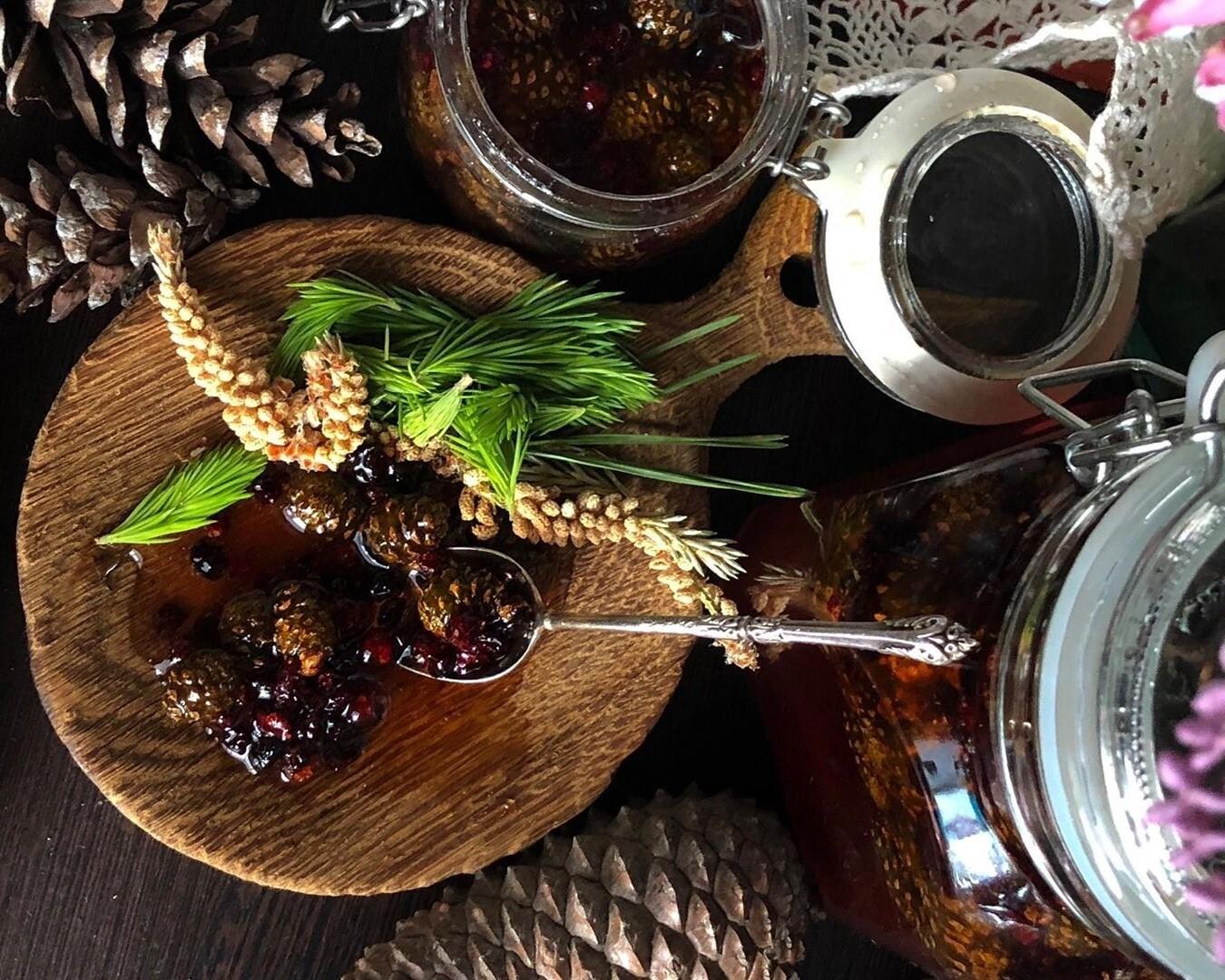 Варенье из сосновых шишек: 6 рецептов необычного десерта