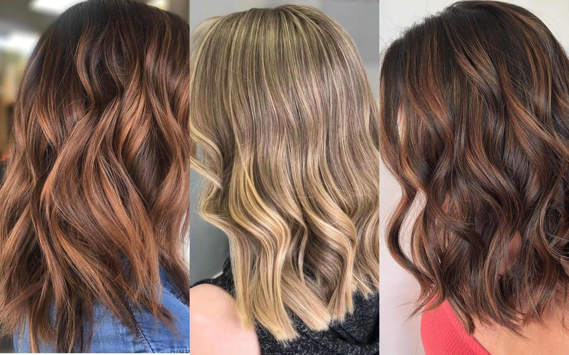 Меняйся: модные тенденции окрашивания на средние волосы 2020
