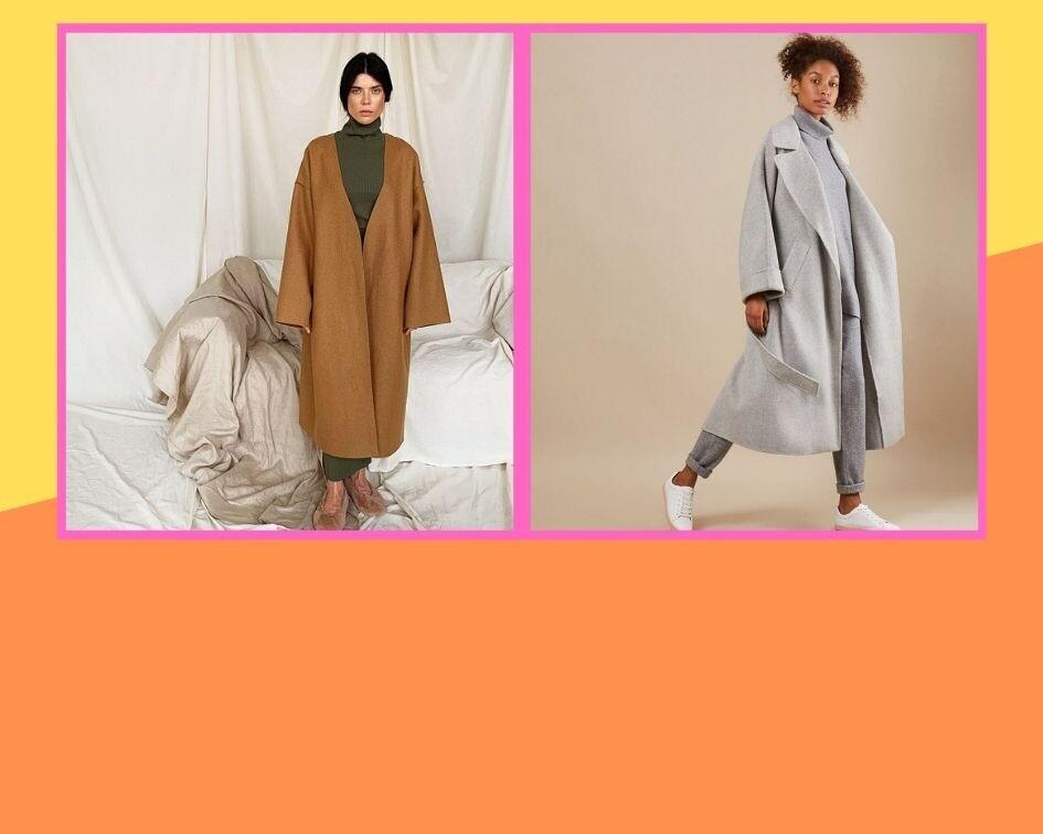 4 российских бренда, у которых можно купить классное и теплое пальто