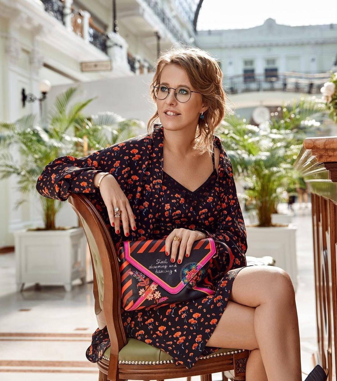 Стало известно, какое свадебное платье выбрала Ксения Собчак (видео)