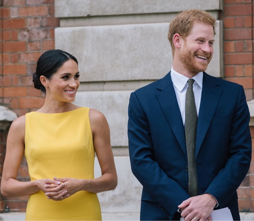«Лучший муж и самый удивительный папа»: Меган Маркл поздравила принца Гарри с днем рождения