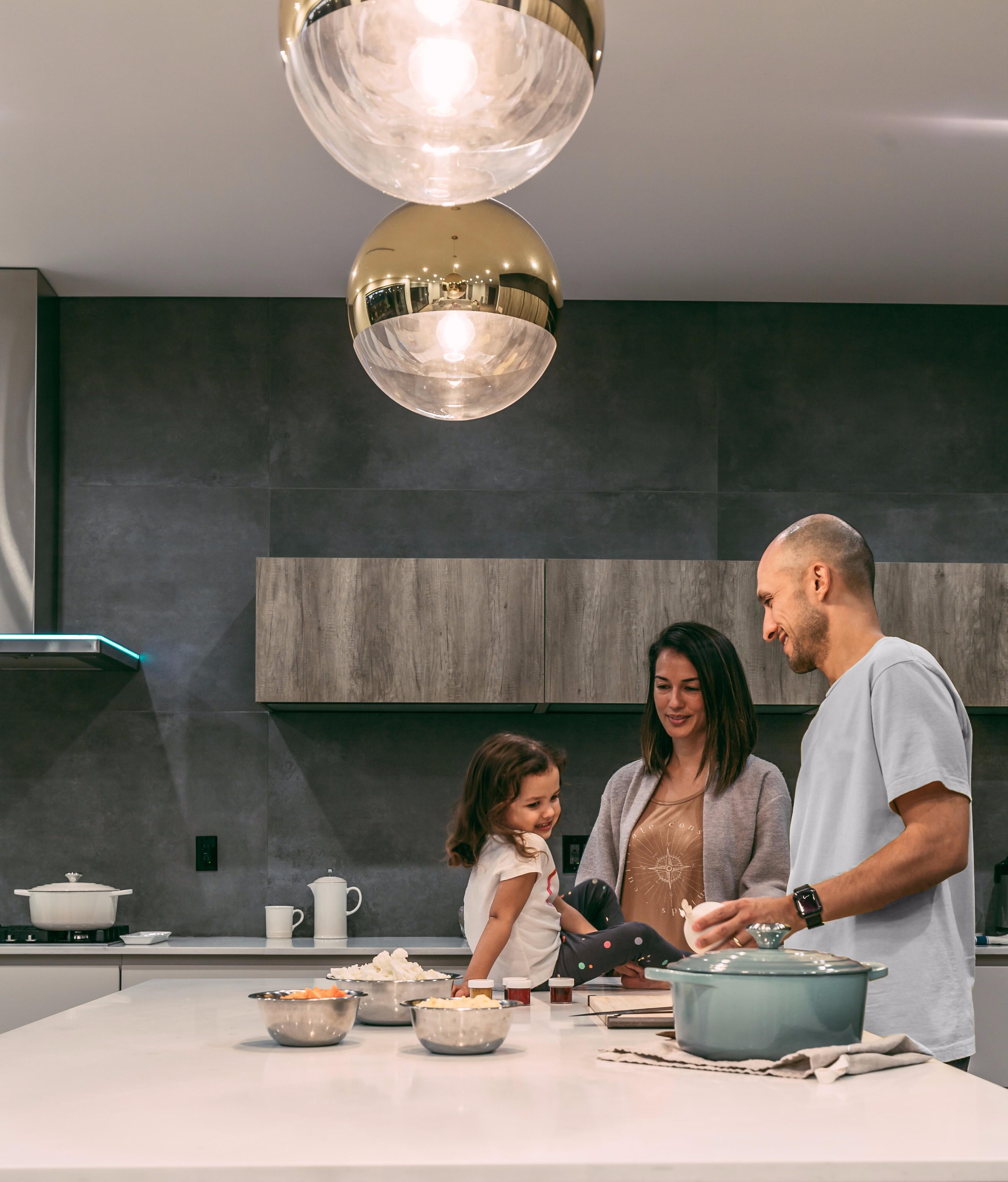 Декор кухни своими руками: оригинальные идеи (30 фото)