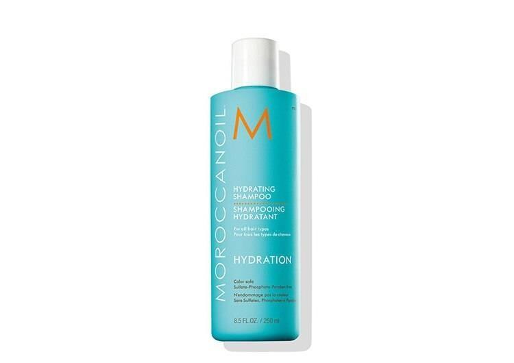 Увлажняющий шампунь Hydrating Shampoo, Moroccanoil