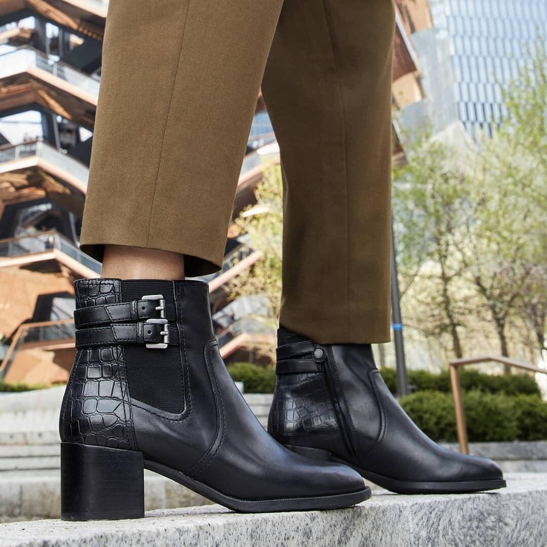 Не только казаки: какую обувь модно носить в этом сезоне