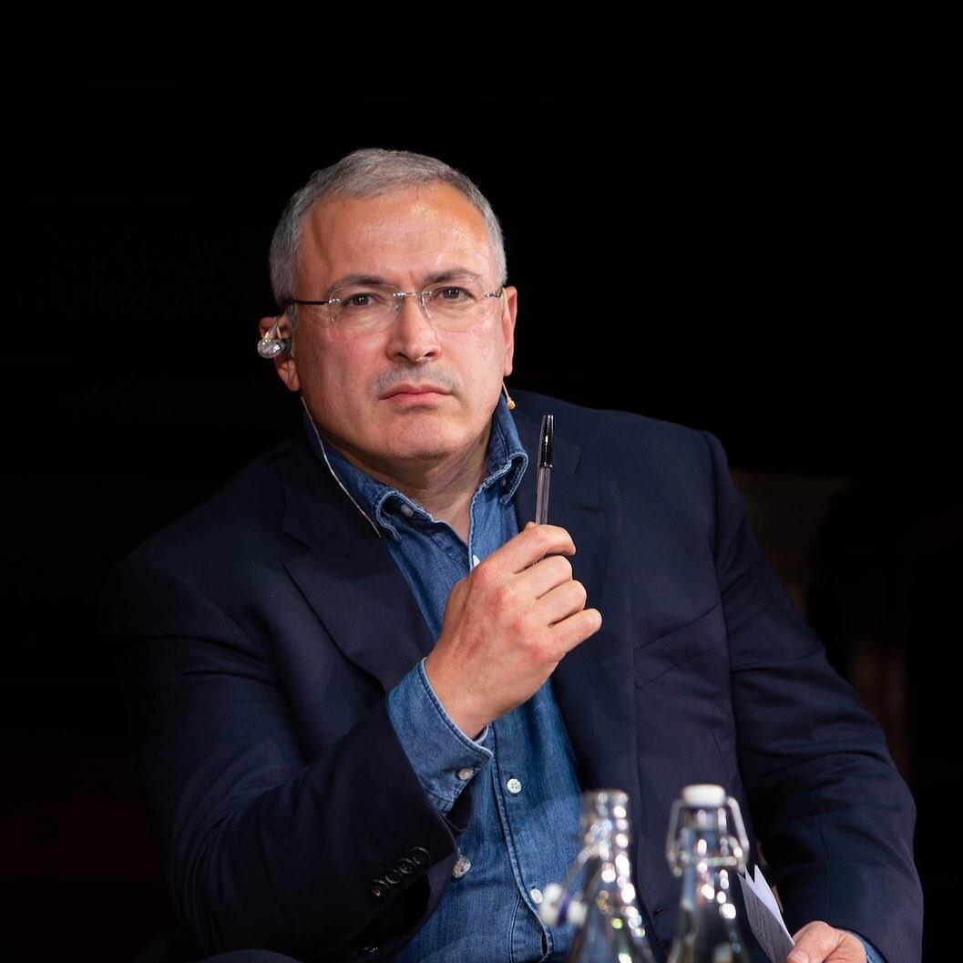 Михаил Ходорковский представил фильм о себе на Венецианском фестивале (видео)