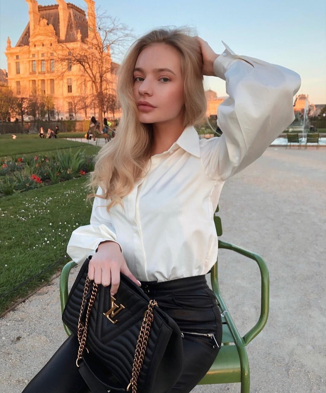 Лиза Пескова объяснила, почему отказалась от Instagram