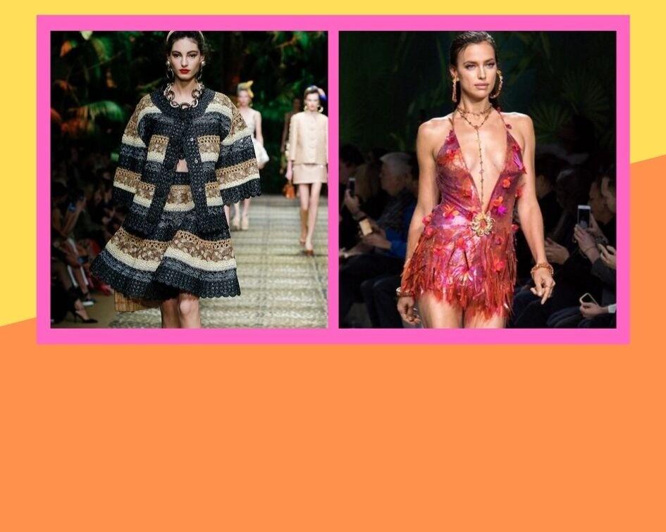 Тренды сезона весна-лето 2020 с недели моды в Милане