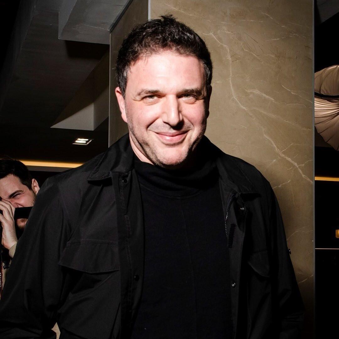 Максим Виторган и Нино Нинидзе впервые проявили чувства на публике