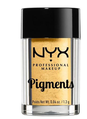 Рассыпчатый пигмент Pigments, NYX