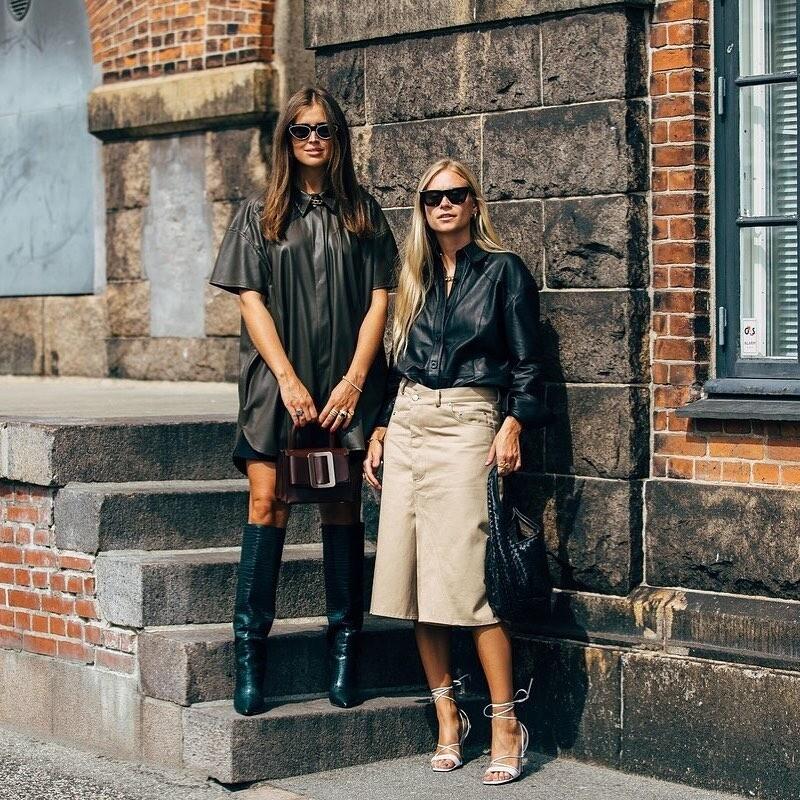 На пике популярности: 6 модных кожаных вещей