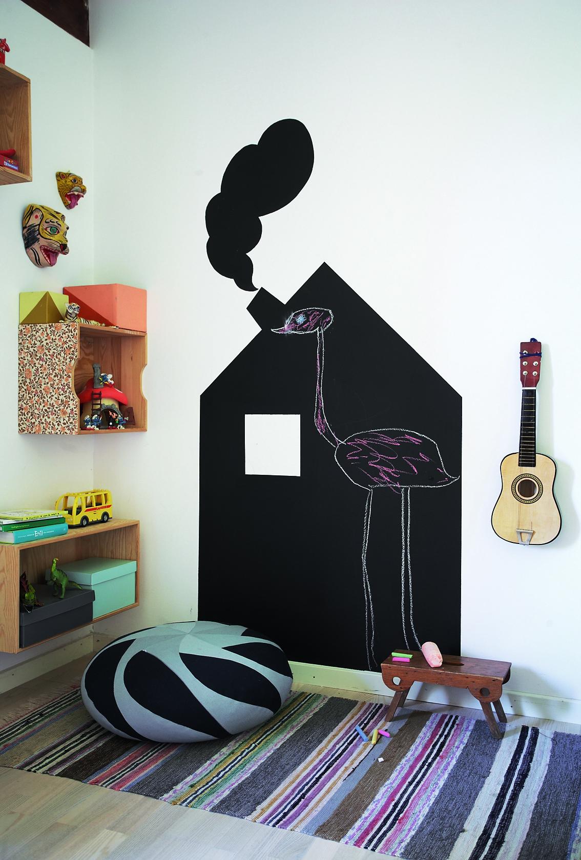 Как сделать белую краску для рисования в домашних условиях