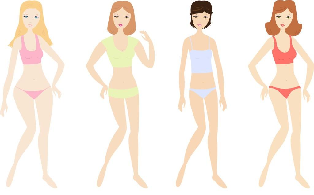Диета для женщин по типу фигуры