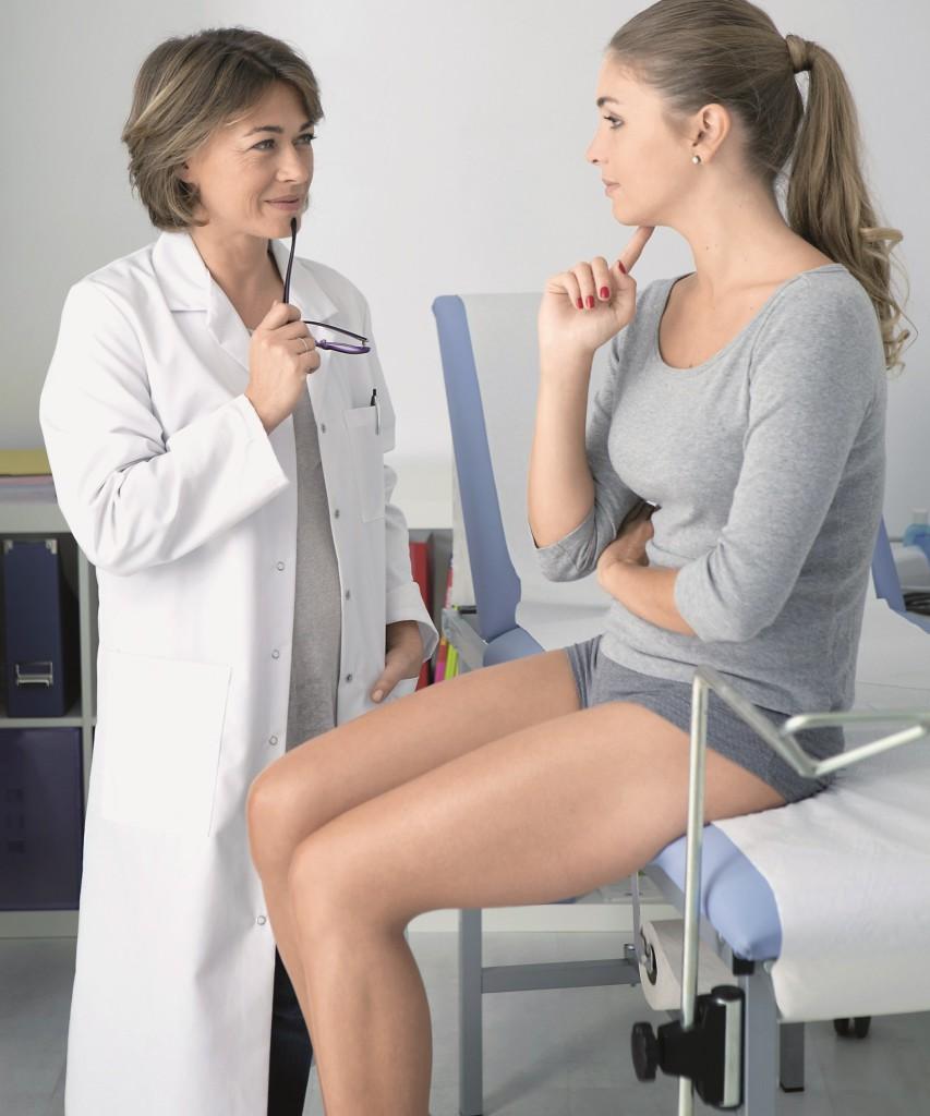 Уролог трахает пациента