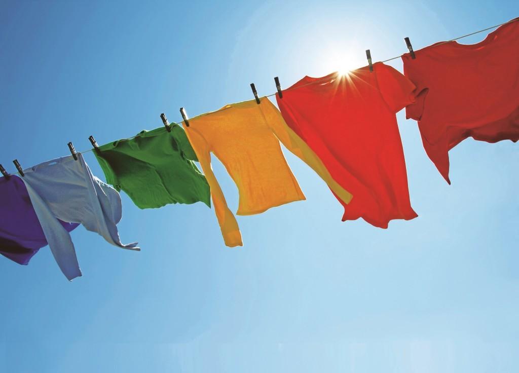 Как стирать, сушить и гладить: мини-советы
