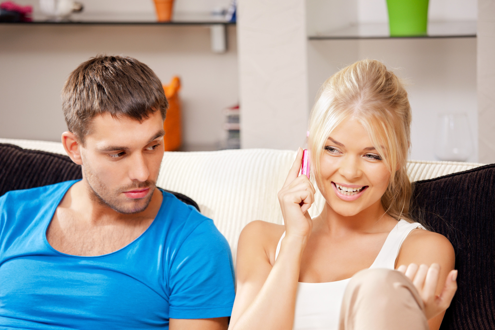 Как сделать жену уверенной в себе