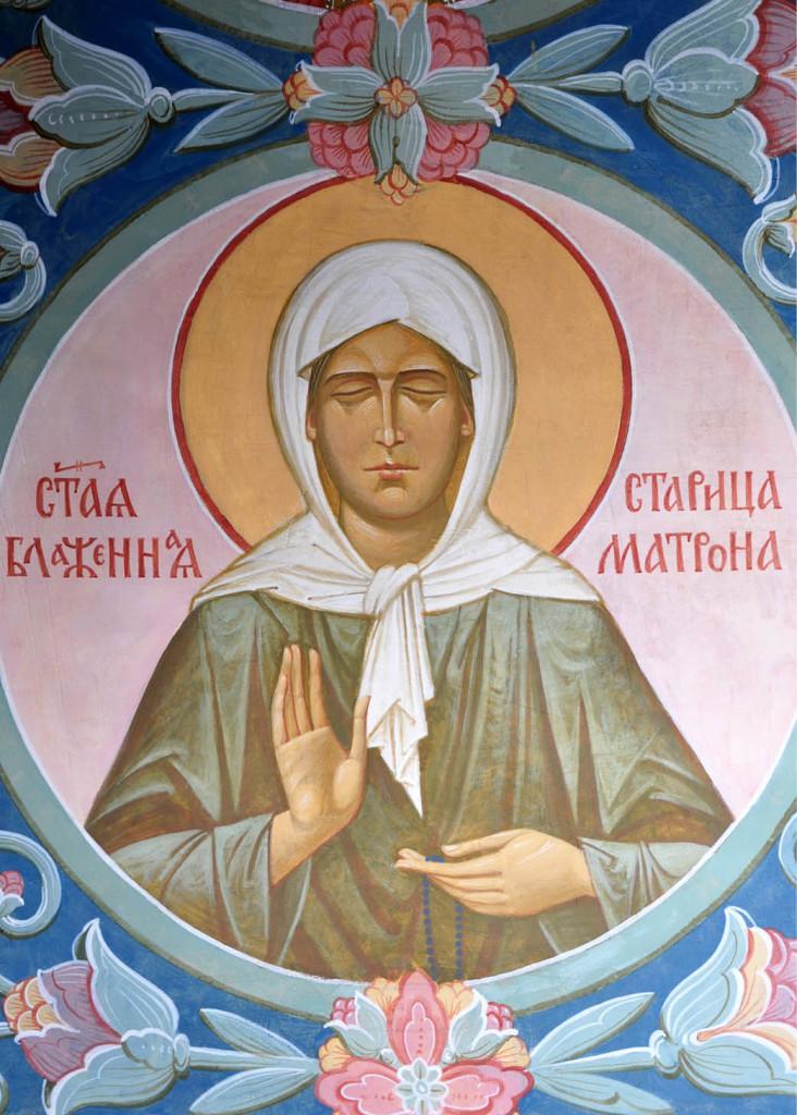 Святая Матрона, Покровский монастырь. Фото: Голованов Сергей/Фотобанк ЛОРИ