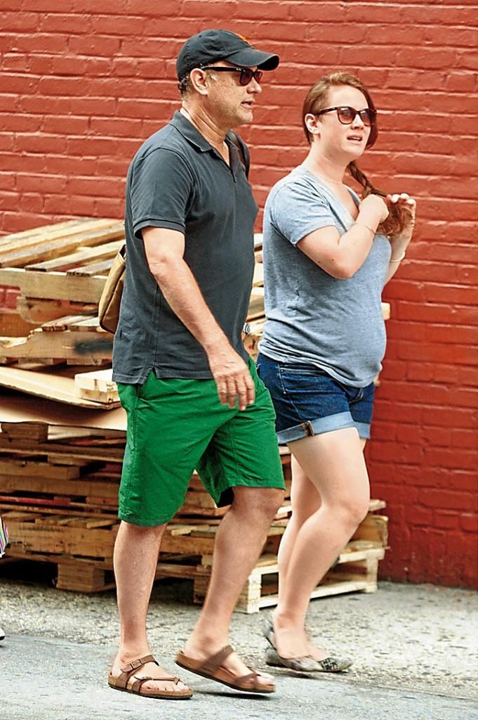 Том Хэнкс и Рита Уилсон — а если это любовь?