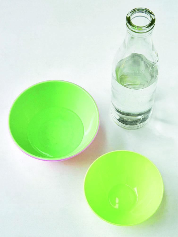 Ледяная чаша шаг 1