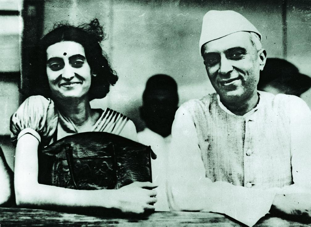 Премьер-министр Индии Индира Ганди. 19 ноября 1917- 31 октября 1984. Фото Burda Media