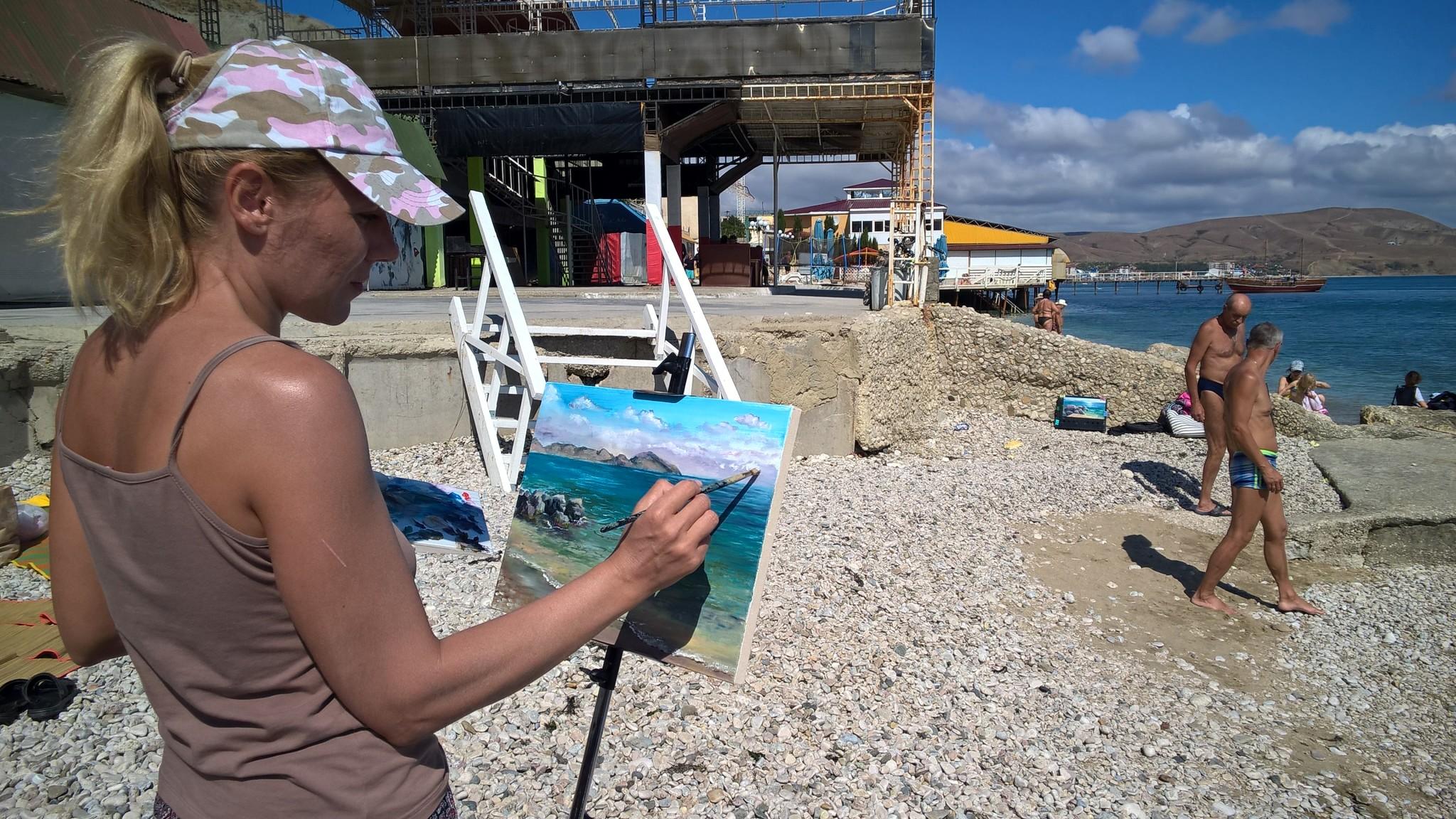 Фото девушек на пляже профи 19 фотография