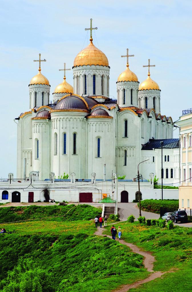Успенский собор во Владимире. Фото: Legion-Media