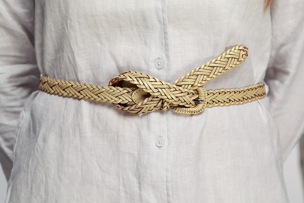 Плетеный ремень