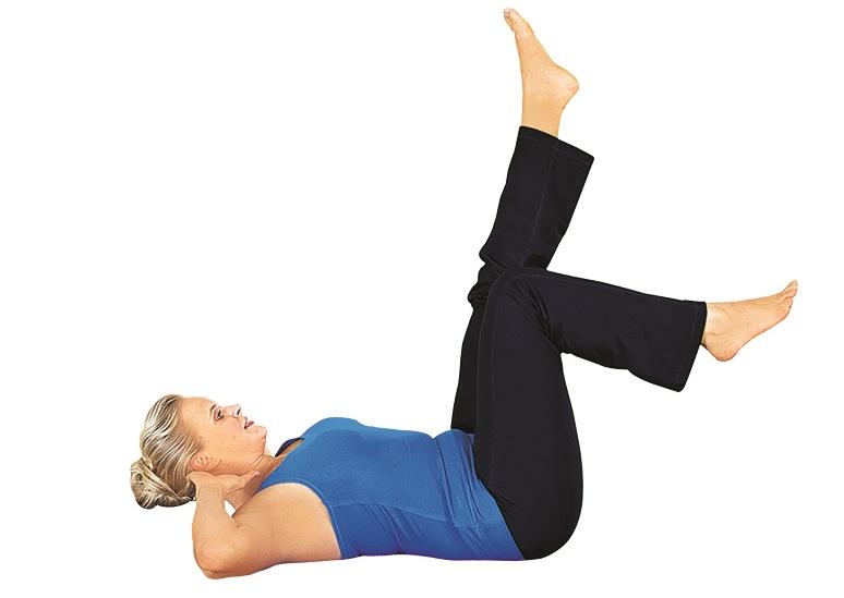 упражнение напресс