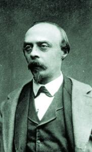 Дирижер Ганс фон Бюлов — муж Козимы, которого она бросила ради Вагнера