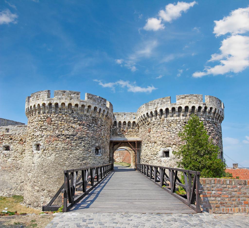 Вход в Белградскую крепость. Фото: Legion-Media